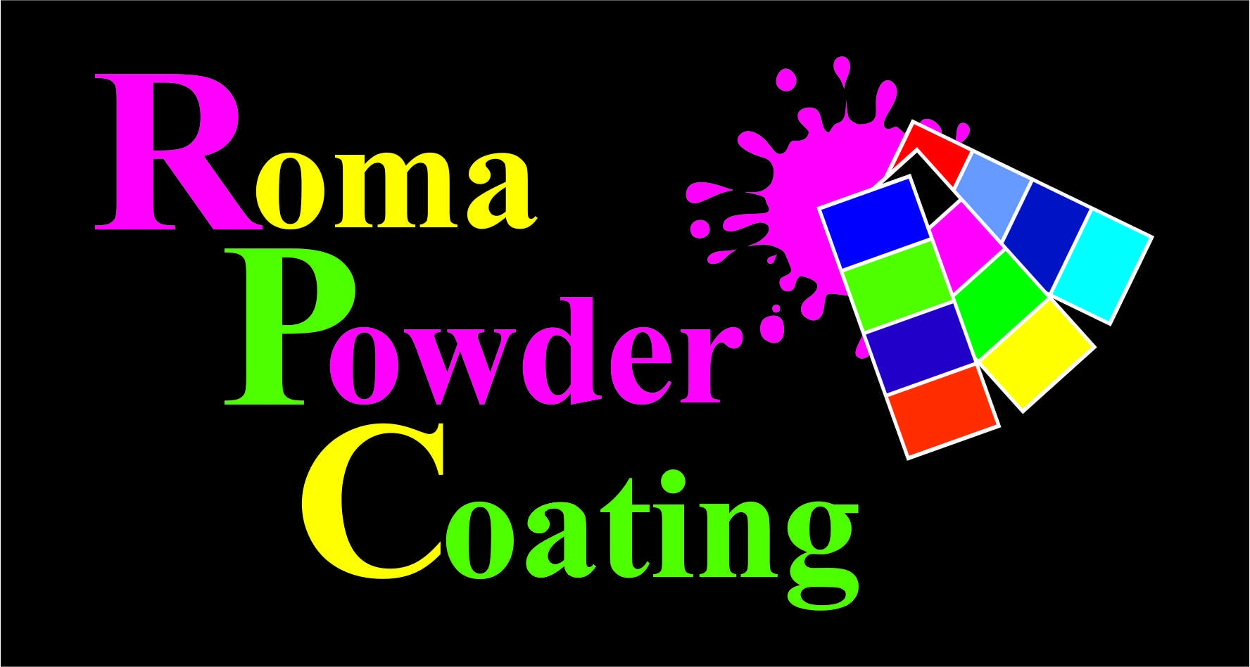 Roma Powder Coating | Abrasive Blasting & Metal Finishing